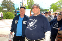 Trenton Thunder Fan Photos from Times Square 05/09/2014