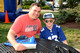Trenton Thunder Fan Photos from Times Square 6/10/2015