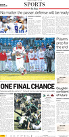 Sports pages, Dec. 23, 2013