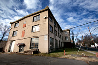 Long-vacant rug mill property on Bank Street in Hightstown