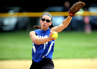 SOFTBALL: Hightstown at Ewing 5/12/2014
