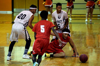 BOYS BASKETBALL: Lawrence at Hamilton West 3/3/2015
