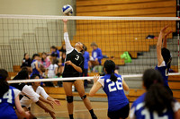 GIRLS VOLLEYBALL: Princeton at WW-PN 10/20/2014