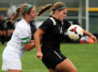 Girls Soccer: Hopewell Valley at Steinert