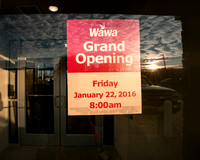 New Wawa on Rt 130 in Hamilton nearing completion