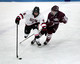 High School ice hockey Don Bosco Prep at Hun 2015-12-02