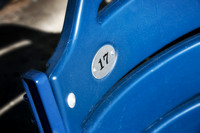 Changing of the chairs at Arm & Hammer Park