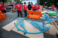 200 volunteers build playground in a day at Trenton charter scho