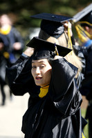 The College of New Jersey Graduation 5/11/2012