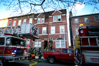 Trenton firefighters respond to call on 1st block of Carrol St