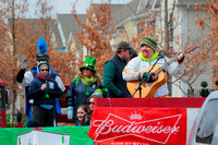 6th Annual Robbinsville St. Patrick's Day Parade 3/28/2015