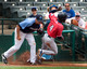 New Hampshire Fisher Cats at Trenton Thunder Sunday, June 28, 2015
