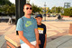 Trenton Thunder Fan Photos from Times Square 9/01/2015