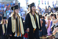 Hopewell Valley Central High School Graduation 2017