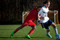 High School boys soccer - Bound Brook at New Egypt Central 1 sectional semifinals 2014-11-10