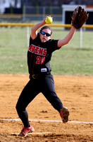 SOFTBALL: Robbinsville at Hamilton 4/8/2014