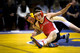High School wrestling Lawrenceville at Nottingham 2016-01-07