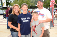 Trenton Thunder Fan Photos from Times Square 07/29/2014