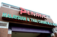 BILL OF FARE: Penang Malaysian & Thai Cuisine 5/19/2014