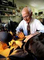 Vincenzo Paxia, 80 year old tailor 4/28/2014