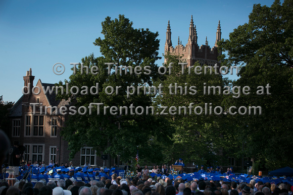 Princeton High School Commencement 2017