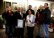 East Windsor candle lighting ceremony for victims of domestic violence 12/9/2013