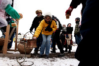 Annual Wassailing of the Trees at Terhune Orchards, Jan. 26, 2014