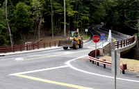 The new Beak Tavern Road bridge over Jacobs Creek in Hopewell Township is set to open on Tuesday
