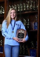 The Times of Trenton Girls Swimmer of the Year: Notre Dame's Abbey Berloco