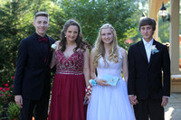 Hopewell Valley Central High School prom 2017