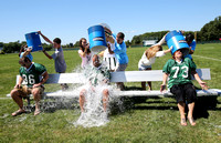 Steinert freshman orientation and ice bucket challenge 2014