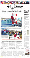 December 25, 2013, Times Page 1