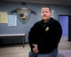 Trenton Police Detective James Letts returns to work after shooting