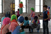 Clown Academy in Trenton teaches kids the fine art of trapeze and unicycling