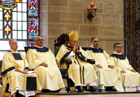 Bishop David M. O'Connell, C.M., leads diocesan Catholic Schools Mass