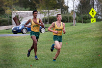 High School Cross Country at Mercer County Park 2014-10-07