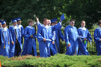 West Windsor-Plainsboro North graduation 6/17/2014