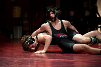 High School wrestling Hopewell Valley at Allentown 2016-01-20