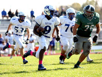 High School Football: Hightstown at Steinert 10/25/2014
