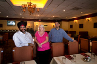 Bill of Fare at Crown of India in Plainsboro