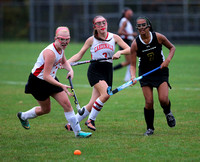 FIELD HOCKEY: West Windsor-Plainsboro South at Lawrence 10/15/2014
