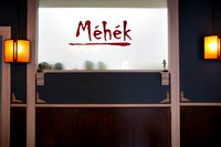 Bill of Fare at Mehek in Princeton