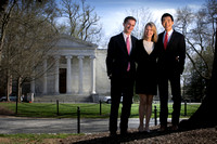 Princeton University's Mock Trial team