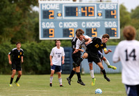 BOYS SOCCER: Moorestown at New Egypt 9/24/2014