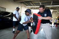 Ewing kids get police experience