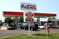 Gas prices in New Jersey are declining
