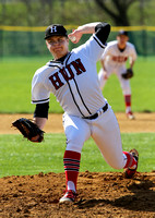 Baseball: Hun at Pennington 4/17/2014