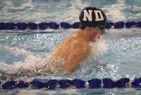 BOYS SWIMMING: West Windsor-Plainsboro North vs. Notre Dame