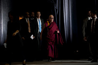 Dalai Lama visits Princeton University Tuesday, October 28, 2014