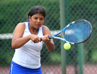 GIRL'S TENNIS: Hightstown at Hamilton West 9/8/2014